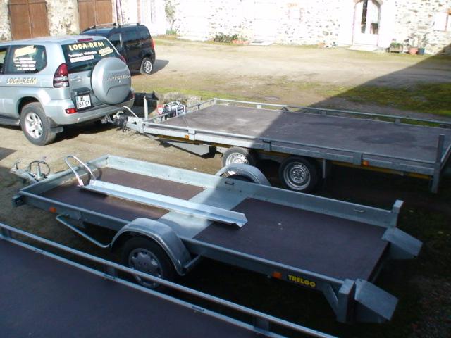 convoyer des voitures de location